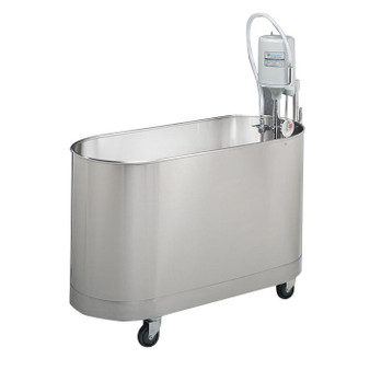Whitehall S-85-M Mobile Whirlpool for Hips, Back and Shoulders