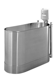 Whitehall Stainless Steel Hi-Boy 90 Gallon Stationary Whirlpool (WH-H-90-S)