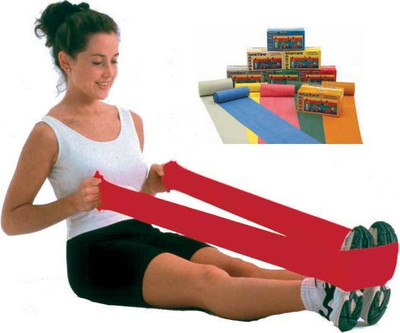 Rehabbing Sports Injuries with Resistance Bands