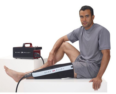 Cold Compression vs. Whole Body Cryotherapy Chamber
