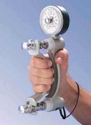 Jamar Hand Dynamometers Used in Scientific Studies