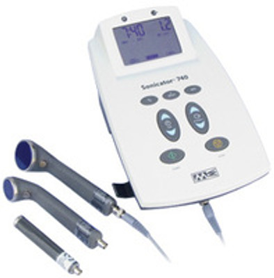 Mettler Sonicator 740 and 740x Therapeutic Ultrasound Device