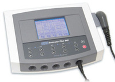 User Manual for the Mettler Sonicator 940 Plus Four Channel Combination Machine