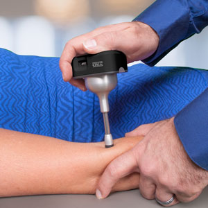 Quickly and accurately measure a patient's pain threshold with JTECH's Commander Algometery System