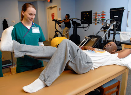 Physical therapy products for clinical and home use - whirlpool therapy, combo therapy, strength evaluation, and more.