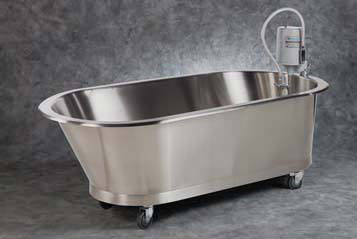Shop for all sizes of therapeutic whirlpools from Whitehall designed to be used for full body and extremities hot and cold tub treatments.
