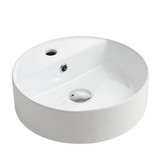 Ambition Fine Line Basin Round With Taphole [158564]
