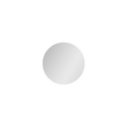 Round Polished Edge Mirror 500 x 500mm [165837]