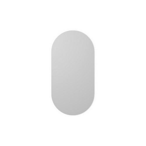 Pill Polished Edge Mirror 450 x 900mm [166306]