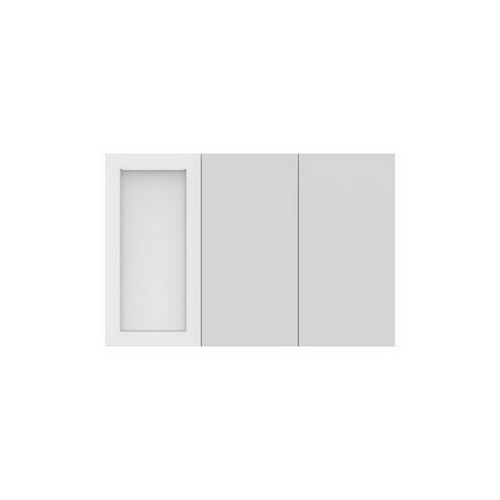 London Shaving Cabinet 1200mm 3 Door Left Hand Shaker Door [191326]