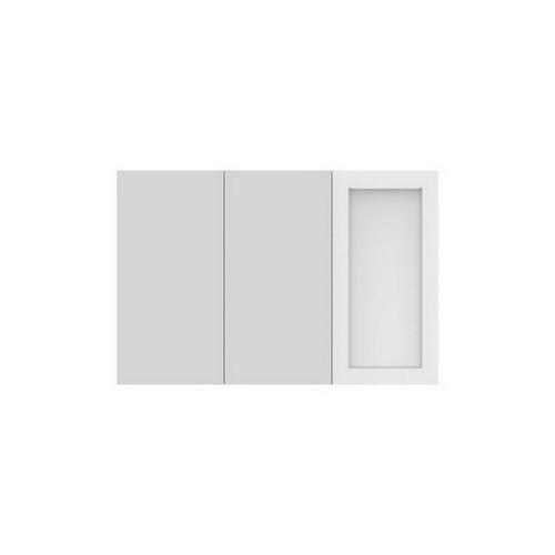 London Shaving Cabinet 1200mm 3 Door Right Hand Shaker Door [191327]