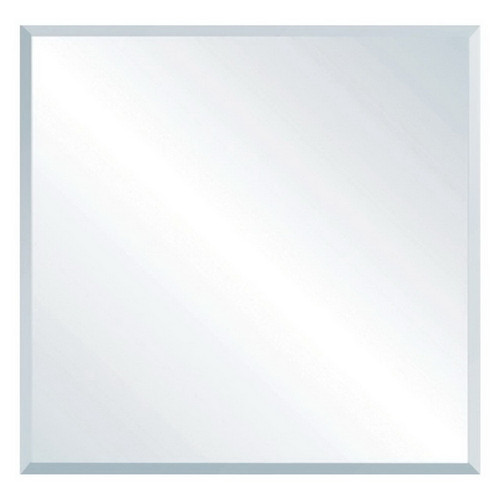 Bevel Edge Wall Mirror 750 x 750mm [191885]