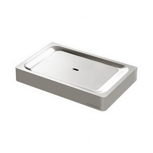 Gloss Soap Dish Brushed Nickel [199284]