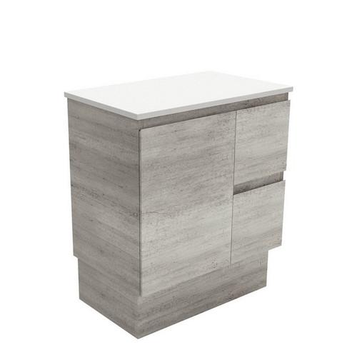 Edge 750 Industrial Cabinet on Kick Board 1 Door 2 Left Drawer [180658]