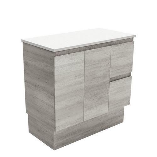 Edge 900 Industrial Cabinet on Kick Board 2 Door 2 Left Drawer [180662]
