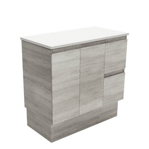 Edge 900 Industrial Cabinet on Kick Board 2 Door 2 Right Drawer [180663]