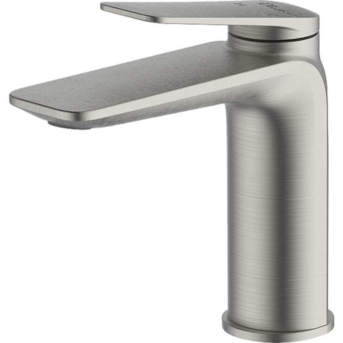 Paris Brushed Nickel Basin Mixer [159647]