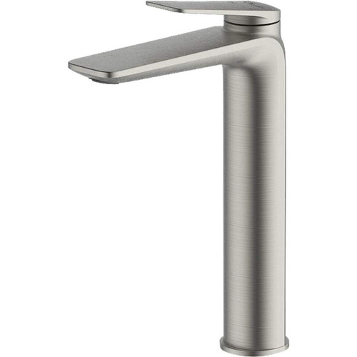 Paris Brushed Nickel Tower Basin Mixer [159648]