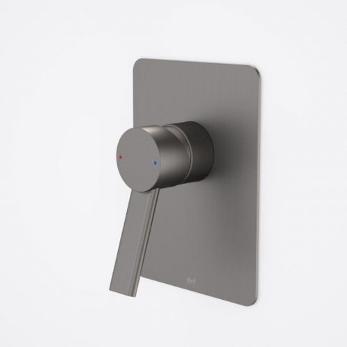 Villa Bath/Shower Mixer Gunmetal Grey [166554]