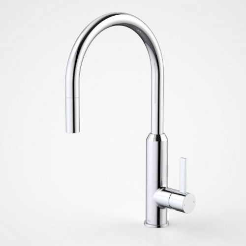 Vixen Retractable Sink Mixer Chrome [134648]