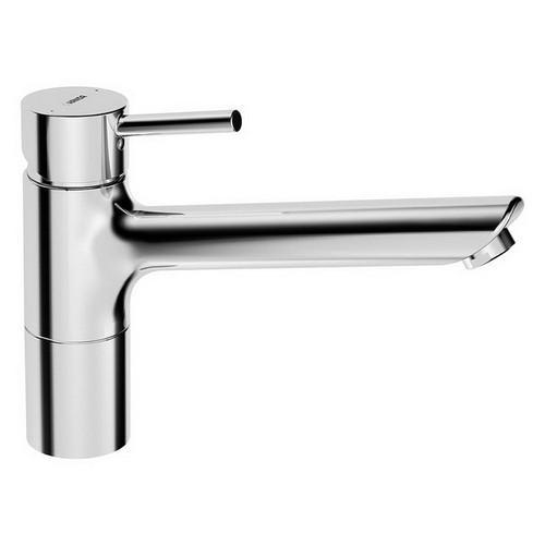 Hansa Vantis Pin Mid Height Kitchen Mixer Chrome [046990]
