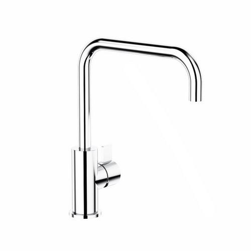 Round Blade Sink Mixer Chrome [156337]