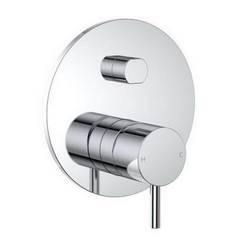 Wall Bath / Shower Mixer Diverter Inwall Body Only Chrome [156372]