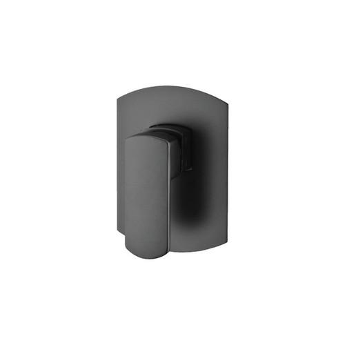 Koko Wall Bath / Shower Mixer Matte Black [165826]