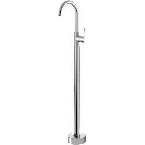 Isabella Floor Mount Bath Mixer Chrome [165525]