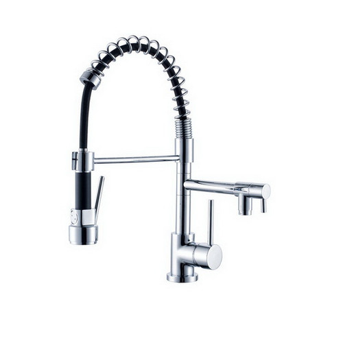 Gamma Sink Mixer with Pull-Out Chrome [195072]