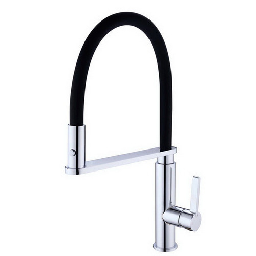 Rit Sink Mixer with Pull-Out Vegie Spray Function Chrome [195073]