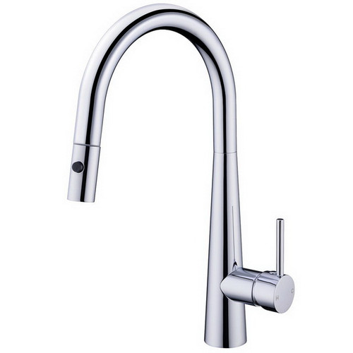 Dolce Sink Mixer with Pull-Out Vegie Spray Function Chrome [195076]