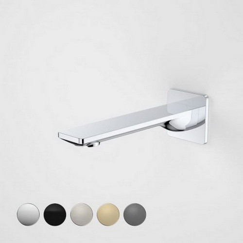 Urbane II Bath / Basin Outlet Square Cover Plate 180mm Chrome [196280]
