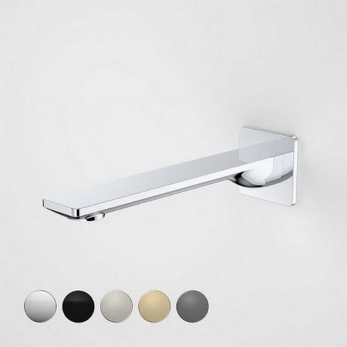 Urbane II Bath / Basin Outlet Square Cover Plate 220mm Chrome [196290]