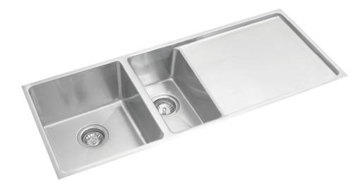 Excellence Squareline 1.5 Bowl & Drainer [254008]