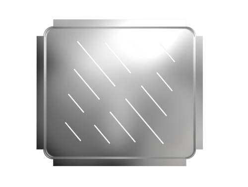 Nugleam Edge Draining Tray [254020]