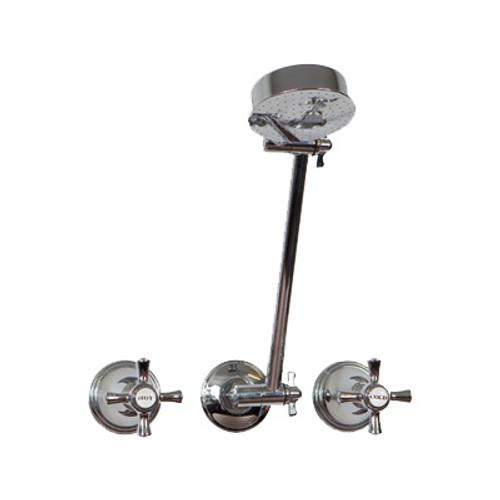 Belair Shower Set Chrome [035152]