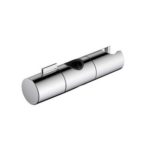 Round Rail Shower Slider Chrome [165330]