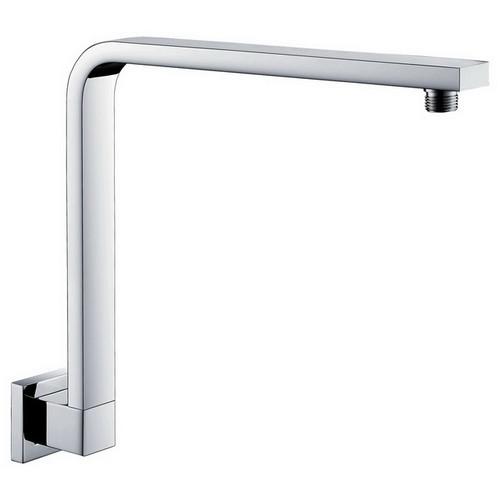 Square Gooseneck Fixed Shower Arm Chrome [169425]