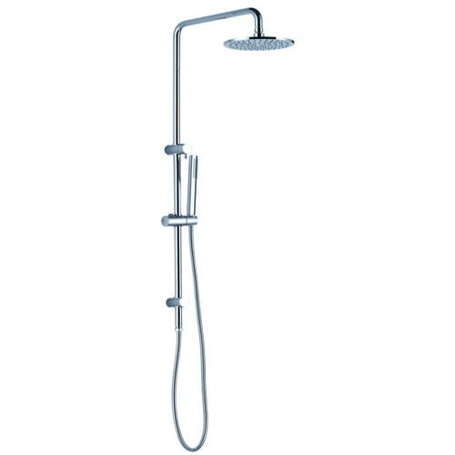 Dolce Round Shower Set Slim Hand Piece Chrome [195104]