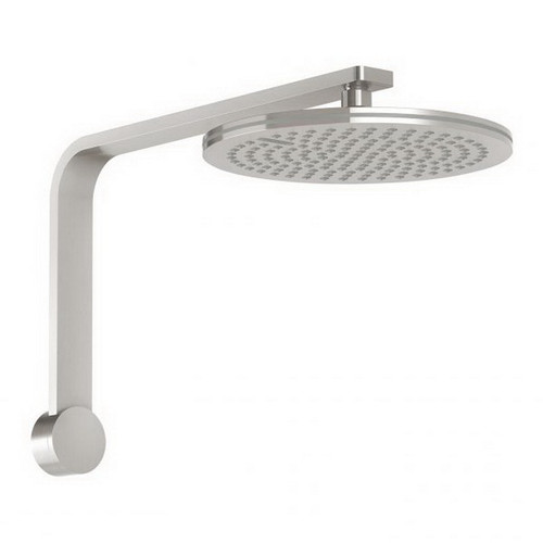 NX Quil Shower Arm & Rose Brushed Nickel [198990]