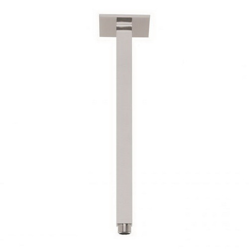 Lexi Ceiling Shower Arm 300mm Brushed Nickel [199166]