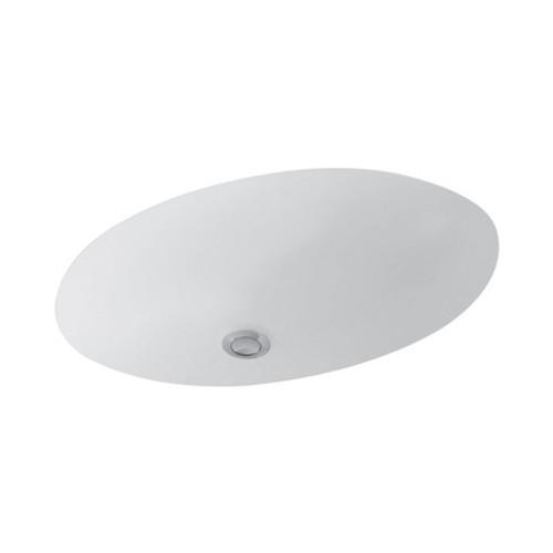 Evana Under Counter Basin 570mm x 410mm x 215mm Alpine White [117483]