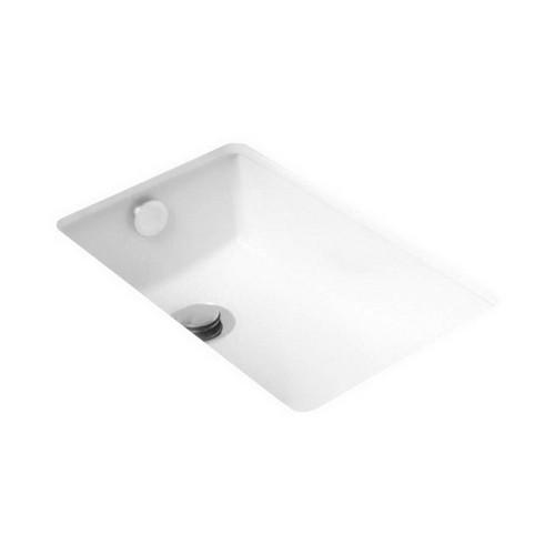 BO Under Counter Basin 430mm x 260mm x 150mm Gloss White [118866]