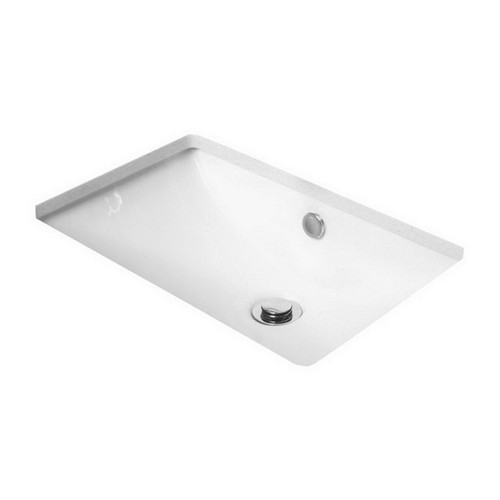 Scoop Under Counter Basin 560mm x 365mm x 180mm Gloss White [118867]