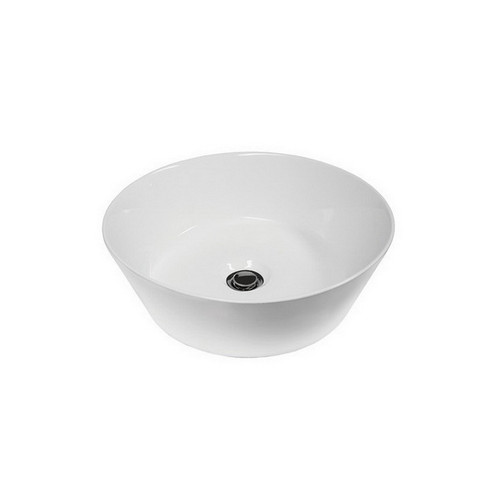 Space Above Counter Basin 360mm x 360mm x 120mm Gloss White [150850]