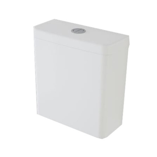 Universal Closed Coupled Back Entry Cistern 4 Star 4.5/3L White [153319]