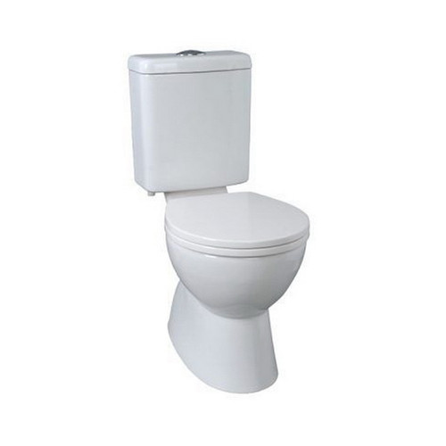 Novara Connector Toilet Suite S-Trap White [156940]