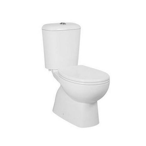 Novara Close Coupled Toilet Suite S-Trap 4 Star White [156941]