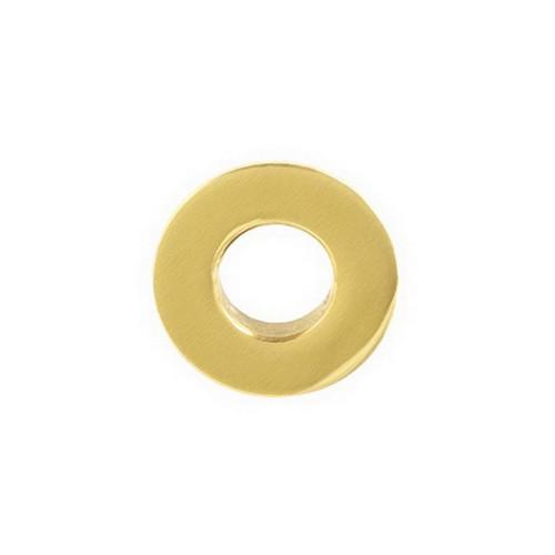 Jamiej Overflow Ring Brushed Gold [157881]